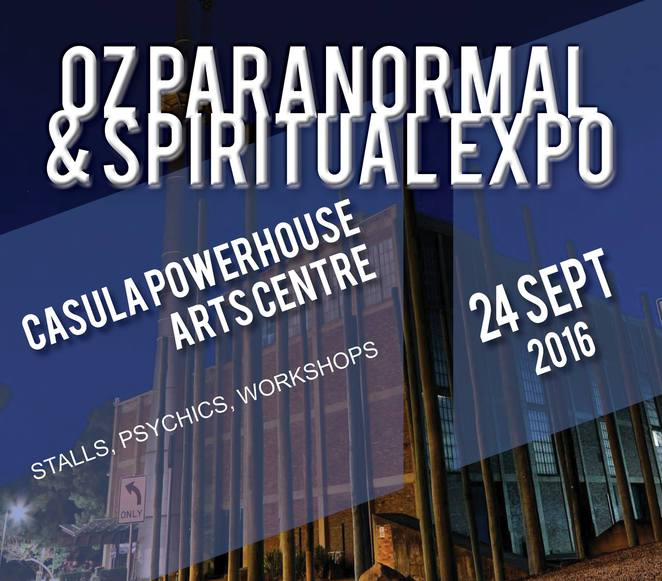 Australian Paranormal & Spiritual Expo, ghost, psychic, medium, tarot, angel, ghost hunter, casula