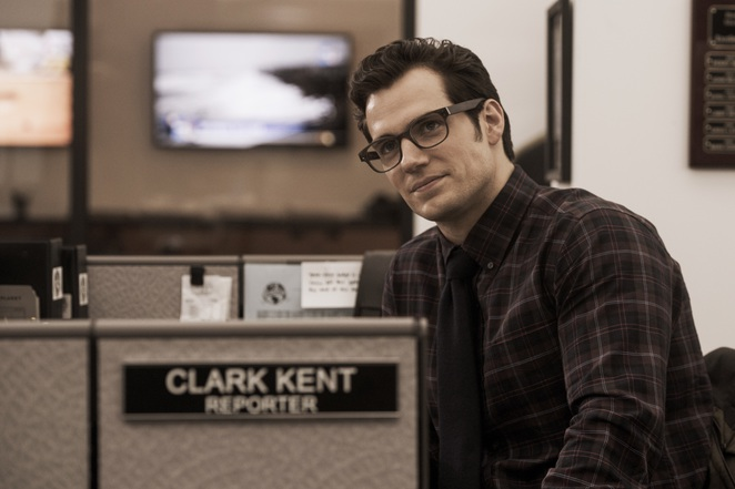 Clark Kent in Batman v Superman: Dawn of Justice
