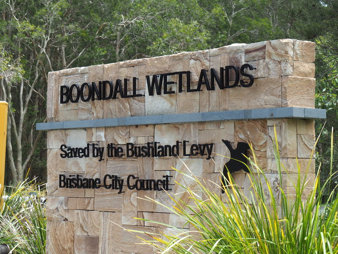 Boondall Wetlands, nature, walkers, cyclists
