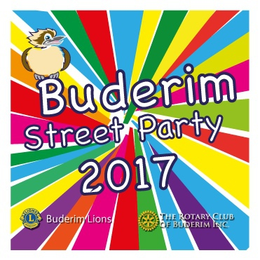 Buderim Street Party 2017, family, street entertainment, music, food, fun, Buderim Lions Club, Rotary Club of Buderim, street entertainment, food stalls, charity groups, community groups, more space, more food, more music, more fun