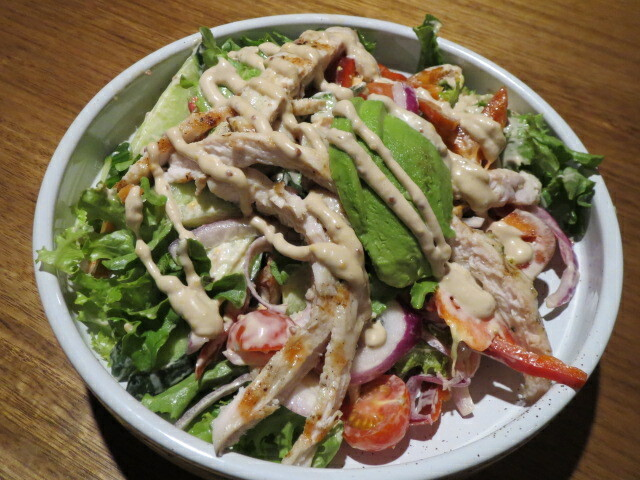 Caffe Primo, Tea Tree Plaza, Chicken Salad, Adelaide