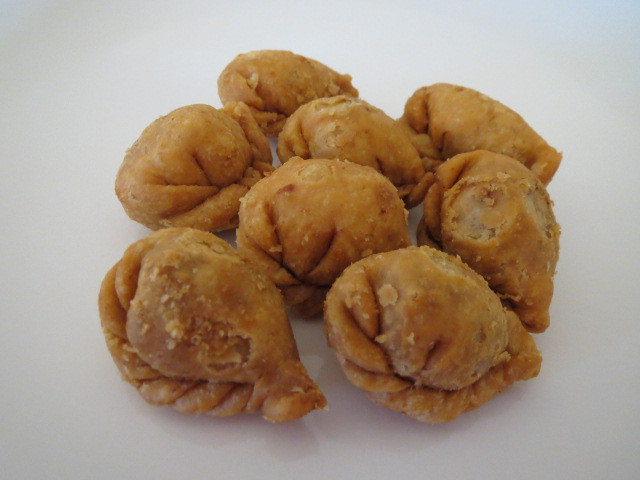 Chinese New Year Cookies, Peanut Puff