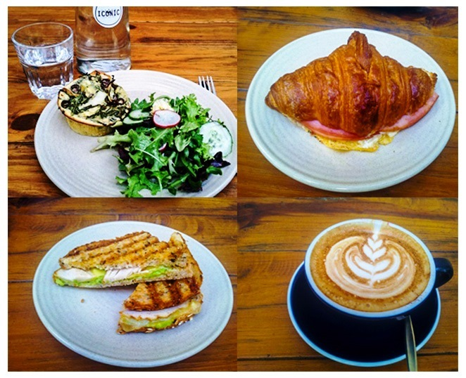 COFFEE ICONIC, GARDEN CAFE, BRUNCH, BREAKFAST, COFFEE, Brisbane, CBD