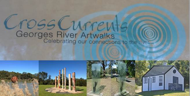 crosscurrents Georges river art walk