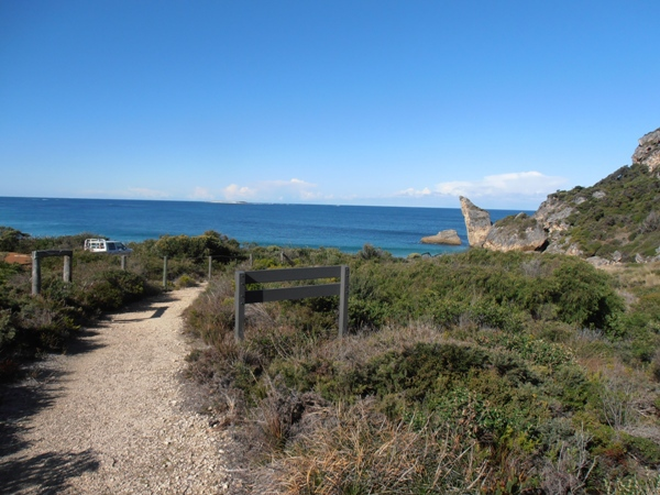 The Coastal Survivors Walk, D'Entrecasteaux National Park