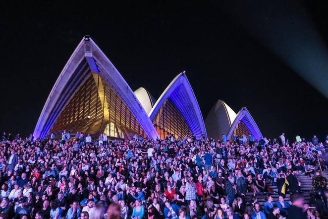 Disney in Concert Under the Stars - Sydney Opera House Forecourt