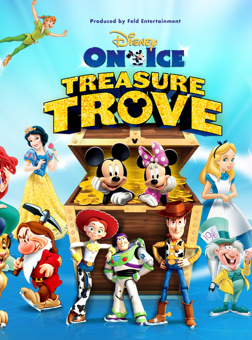 disney on ice, disney in sydney, school holiday activities, winter holiday
