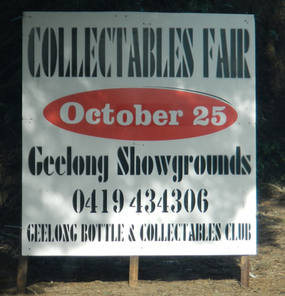Geelong Collectables Fair 2014