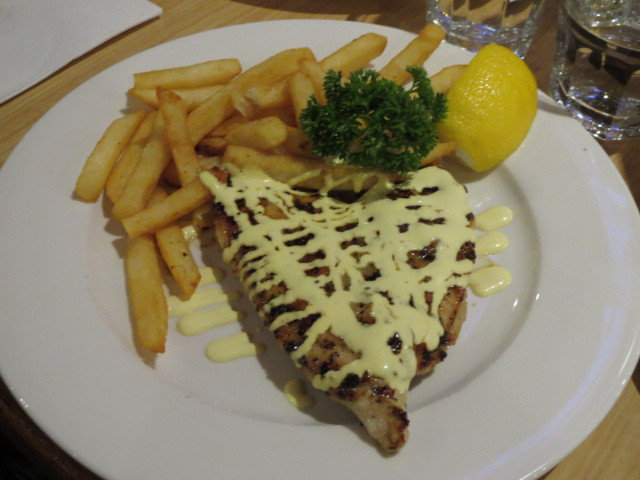 Empire Hotel, Lemon Pepper Chicken, Adelaide