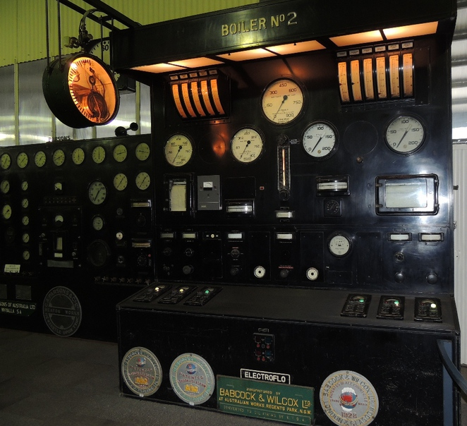 etsa, etsa museum, adelaide electric supply, volunteers, electricity, electrical, steam turbines