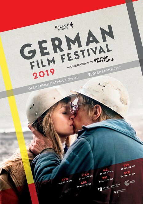 german film festival 2019, community event, fun things to do, cultural event, foreign films, sub titled films, cinema, night life, date night, movie buff, film festival, actors, performing arts, actresses, balloon opening night film, 100 things, bauhaus spirit, the ground beneath my feet, the innocent, mademoiselle paradis, wings of desire, short films, short export 2018, 303, a jar full of life, arthur & claire, four hands, gutland, hanna's sleeping dogs, heart of stone, in times of fading light, my brother simple, paula, the final journey, thre peaks, whatever happens, when paul came over the sea, fack ju gohte, fack ju gohte 2, fack ju gohte 3, at eye level, lotte & luise twins on board, not without us, robby & toby's fantastic voyager, rock my heart, teenosaurus rex, rabbit without ears