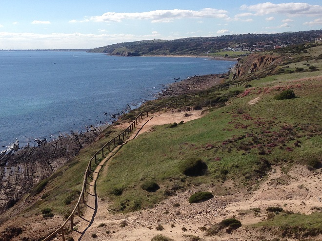 Hallett Cove, Bloody Long Walk