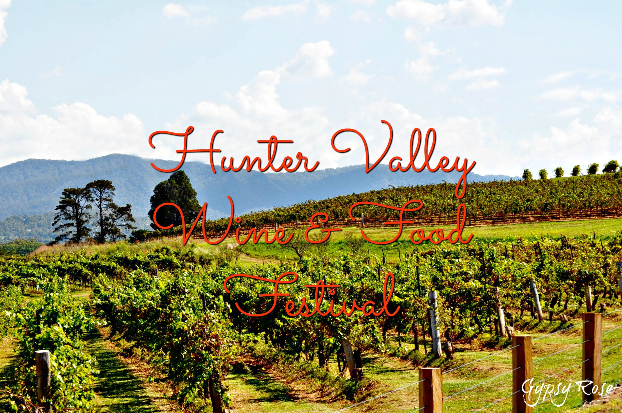 Hunter Valley Wine & Food Festival 2016 - Hunter Valley