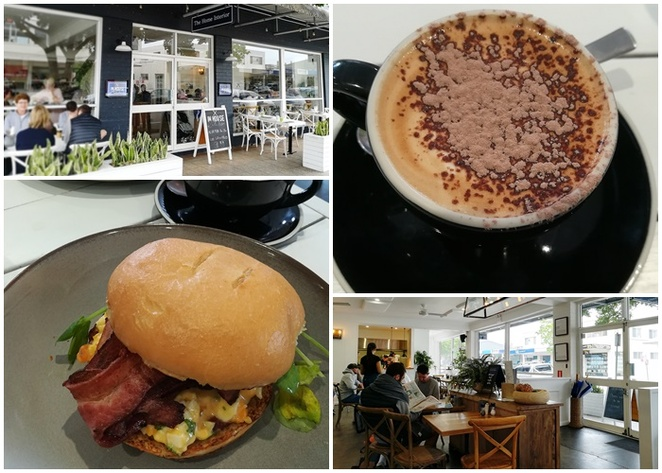 in house kitchen cafe, nelson bay, port stephens, best cafe, popular, breakfast, lunch, dinner, NSW, food,