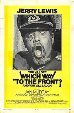 jerry lewis, movie, poster