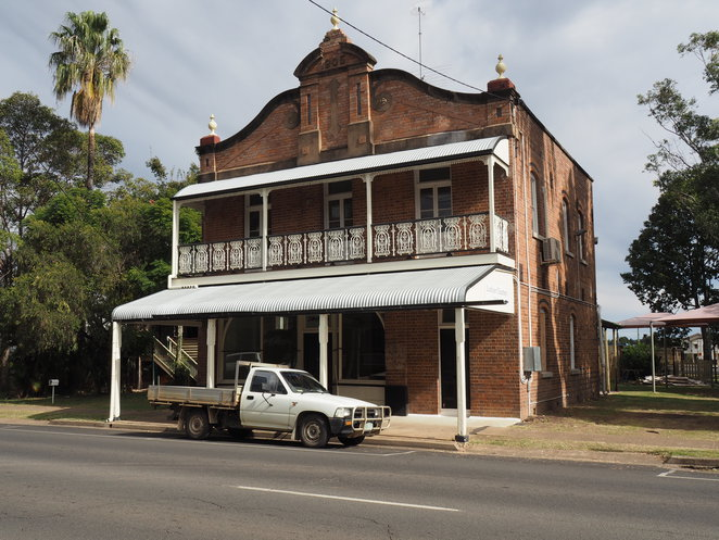 Laidley, historic buildings