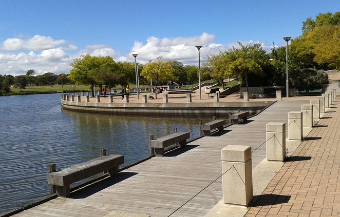 lake tuggeranong, park run, canberra, running paths, jogging, tracks, cycling loops, cycling paths, best running paths, trails, ACT, greenway, south canberra,