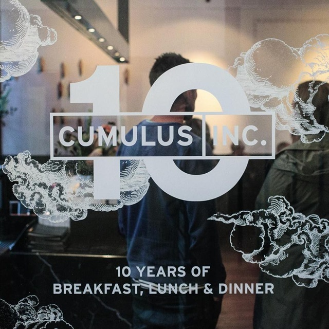 lunch,at,Cumulus,Inc