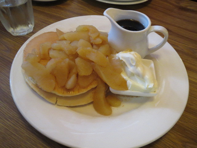 Lyndoch Bakery and Restaurant, Pancakes, Adelaide