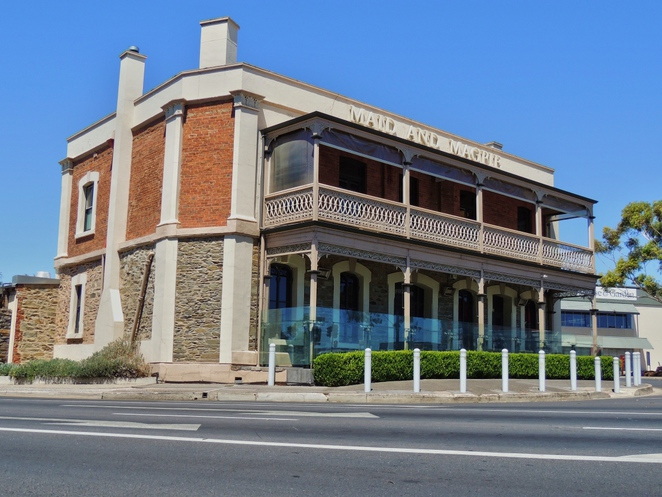 maid and magpie hotel, bells plumber, national trust, bon marche, duke of leinster, heritage matters, state heritage, heritage listed