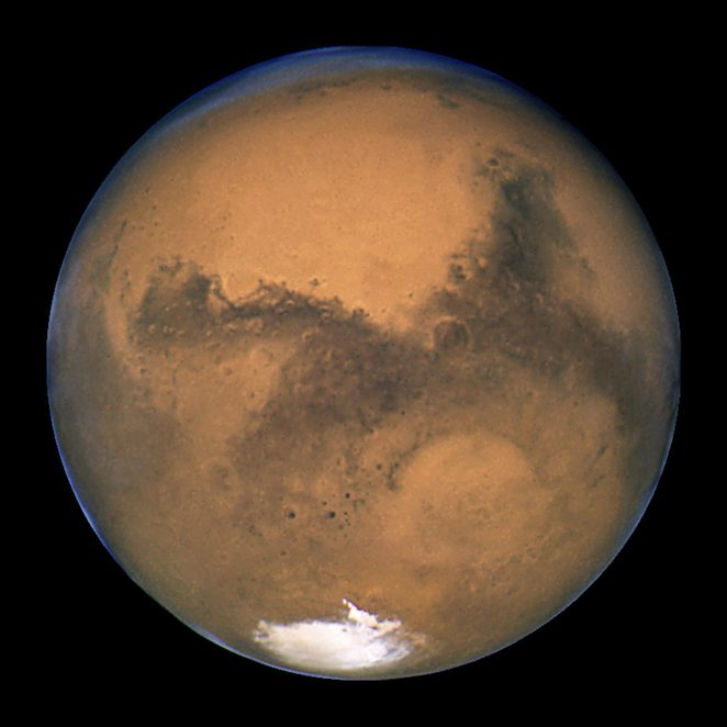This month is the best time in 11 years to observe Mars