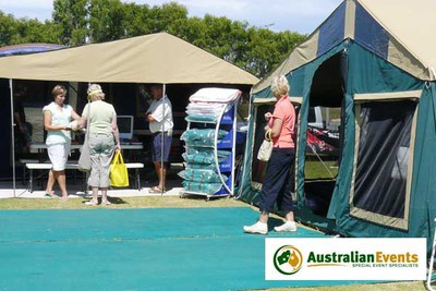 More than 1000 exhibitors are due back in 2012/Picture from australianevents.com.au