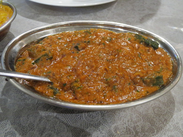 Mumbai Junction, Okra Masala, Adelaide