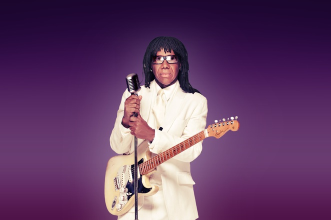nile rodgers chic tour