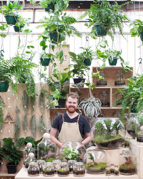 PLANT by Packwood, Melbourne