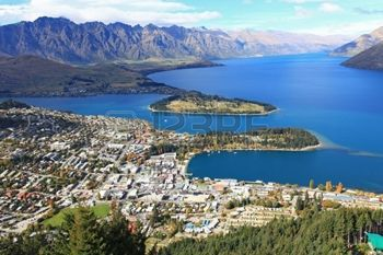 queenstown, nz, tourism. jewel,