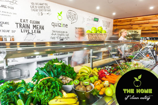 quizine, phillip, health food, gym, healthy, cafe, proein, juices, lunch, breakfast, canberra