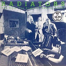 radiators, band, australia, you have the right to remain silent, album