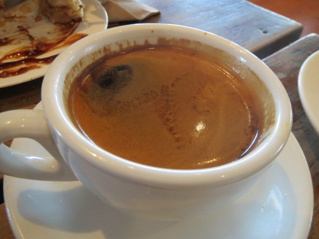 Red Mill Bakehouse, Long Black Coffee, Adelaide