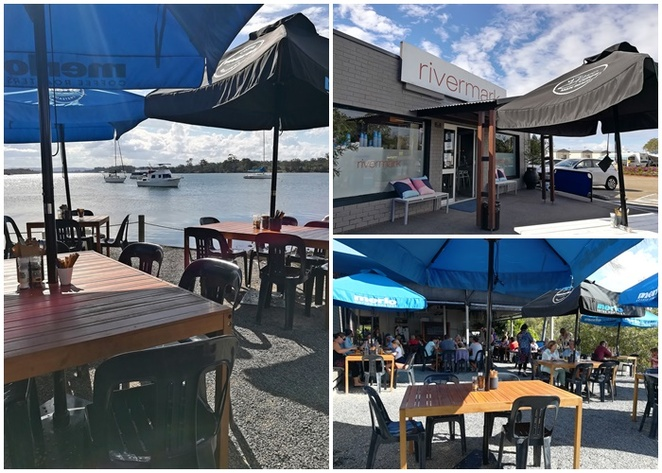 rivermark cafe, port macquarie, NSW, cafe, waterfront, water views, NSW, water views, lunch, breakfast, hastings river,
