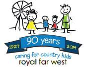 royal far west 90th anniversary celebration health rural children manly