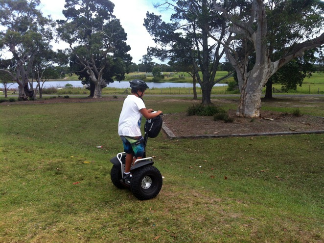 Segway Central Coast, Teen Activities
