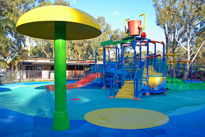 South Australia Renmark Riverland Caravan Park Holiday Park Murray River