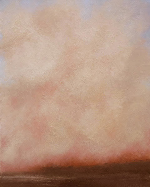 Space2 b 100 paintings for peace exhibition Steffie Wallace