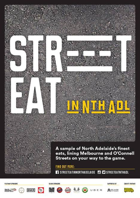 Street Eat In North Adelaide, O'Connell Street, Melbourne Street, North Adelaide