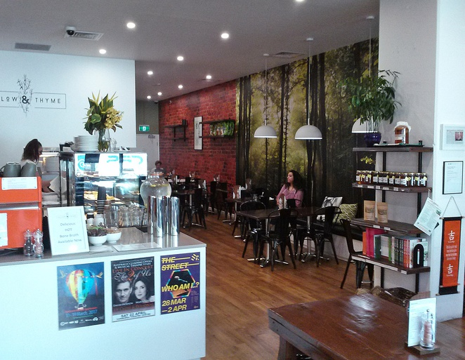 tallow and thyme, paleo, canberra, gluten free, ACT, cafe, mort street, braddon, paleo cafe,