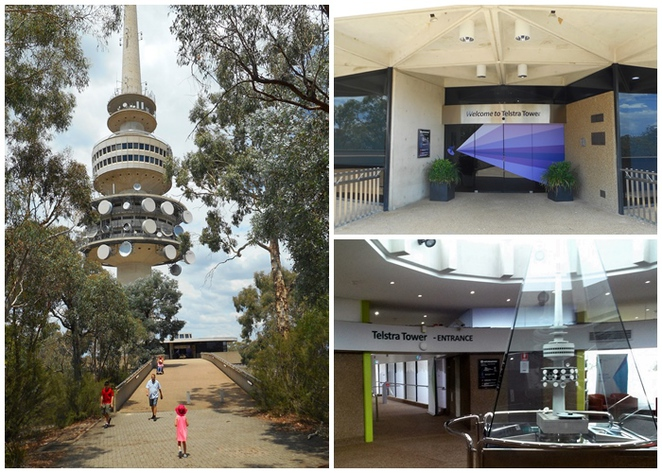 telstra tower, canberra, ACT, best views of canberra, lookouts, tower, black mountain, ACT, cafes