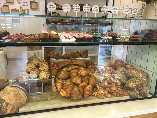 The Hamptons Bakery Cafe Breads Pastries