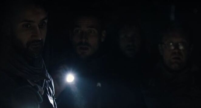 The Ritual, horror, horror movie, monster movie, David Bruckner
