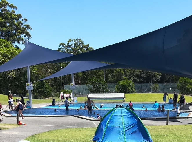 tomaree aquatic centre, slide, waterslide, NSW, nelson bay, port stephens, swimming pool, swimming lessons, aqua aerobics, fitness, swimming, laps, things to do, tobaggan hill, nelson bay road, kids, children, family, waterslides, water parks, splash parks, school holidays