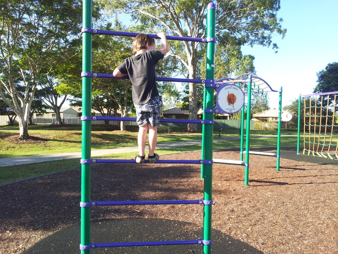 training stations,mulbeam park,free,brisbane,park