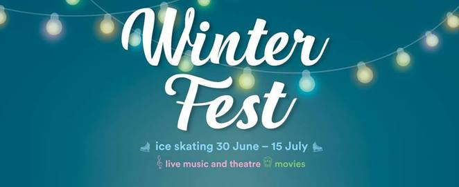 Winter Fest, Moonee Ponds, Moonee Valley, Melbourne, Ice Skating, School Holidays, Fun things to do, things for kids, music, entertainment,