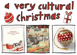 a very cultural christmas, christmas shopping, state library, GOMA, Queensland Museum