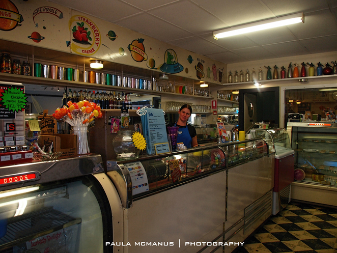 Bell's Milk Bar, Broken Hill