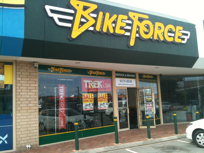 BikeForce Midland
