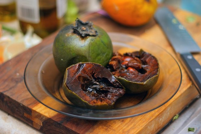 black sapote, chocolate pudding fruit, unusual fruits to grow in your backyard